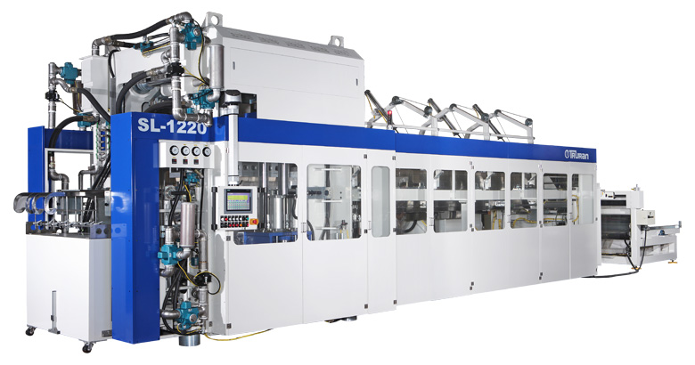 SL-1220 Continuous Thermoforming Machine