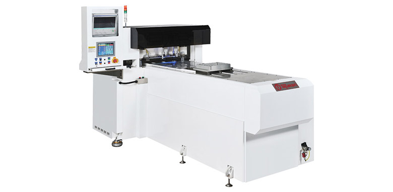APL-500CCD High Precision CCD Auto Positioning Die-Cutting Machine