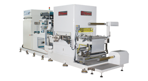 TRC-350SP High-Accuracy Roll-to-Roll Automatic Feed Cutting Machine