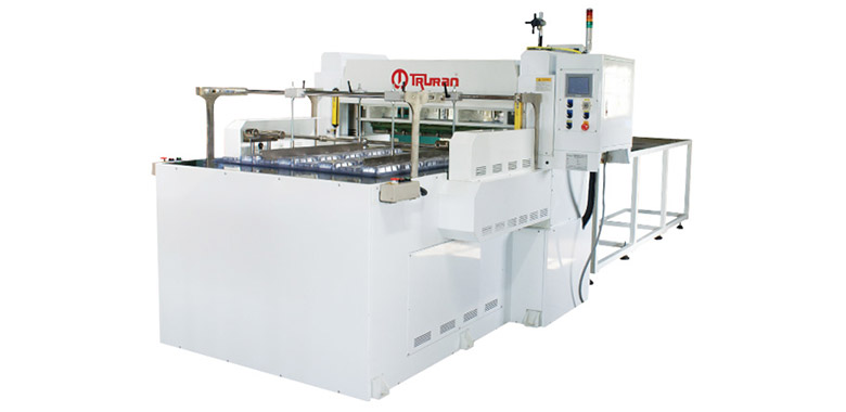 VAC-310 Multi-layer Automatic Feed Cutting Machine