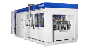 SL-1220A Continuous Thermoforming Machine