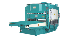 CSS-806A Precision Hydraulic Four Column Type Automatic Feeding Cutter
